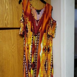 Size 22/24 Maxi Dress
